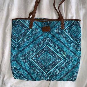 Billabong Blue Beach Bag (Large)